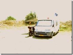 Camperplaats Narbonneplage aan de meditarinee
